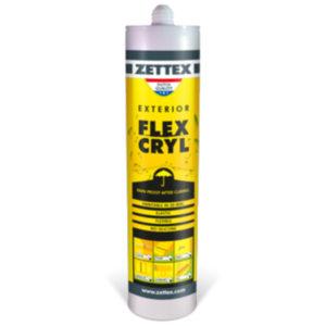 Akrílkítti Flexcryl Exterior 310mL