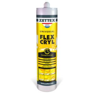 Akrílkítti Flexcryl 310ml Hvítt